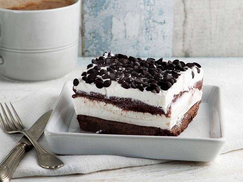 Bisküvi pasta