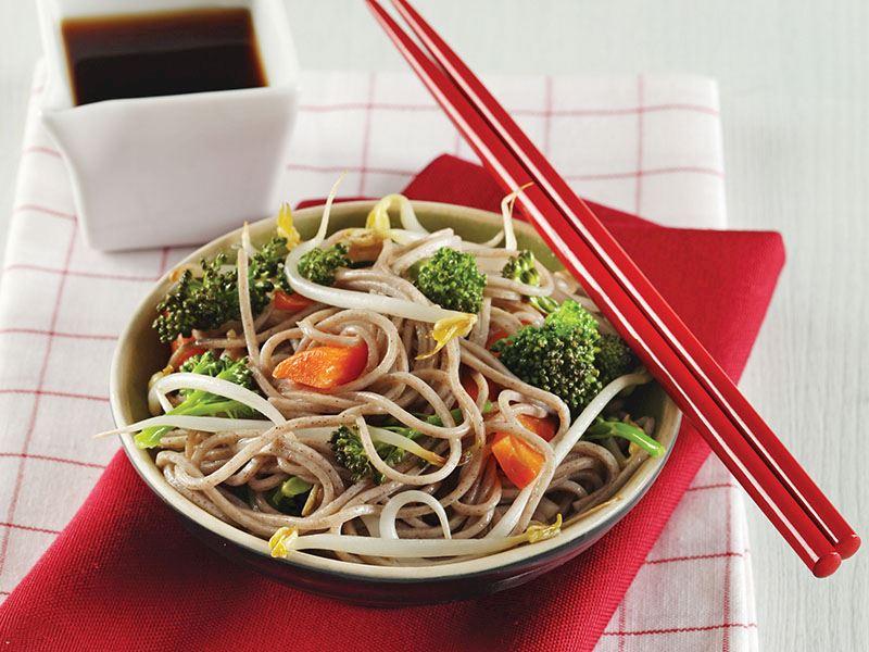 Brokolili Noodle