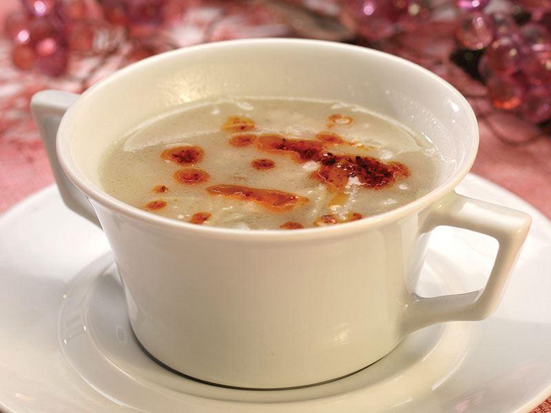 Buğdaylı Lahana Çorbası