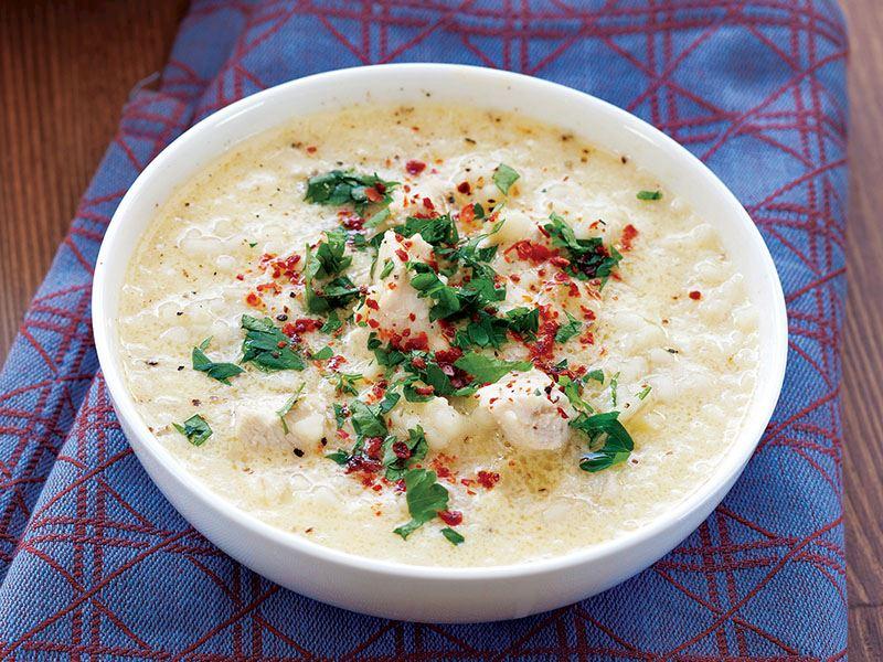 Bulgurlu Tavuk Çorbası