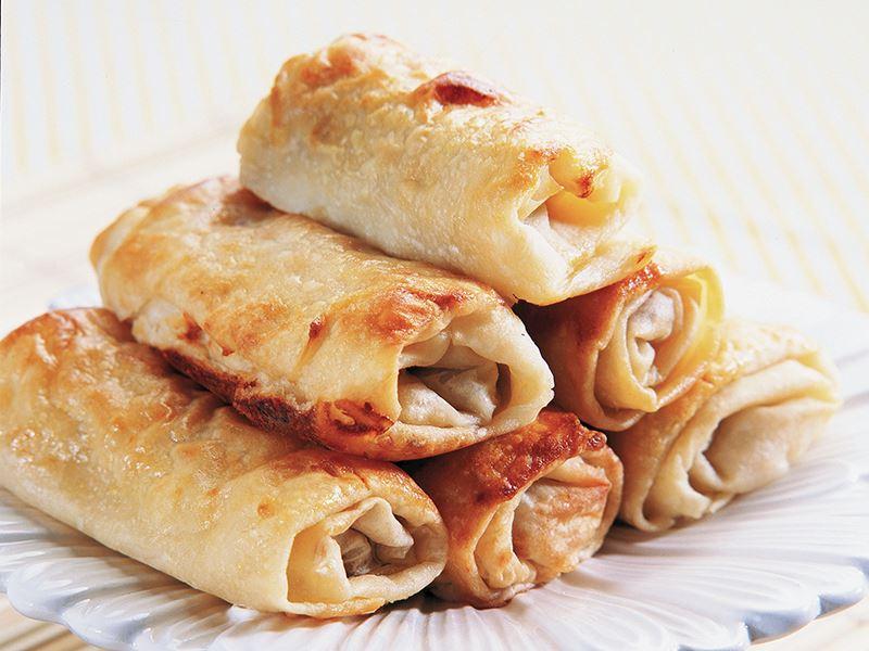 Bulgurlu Ve Cevizli Börek