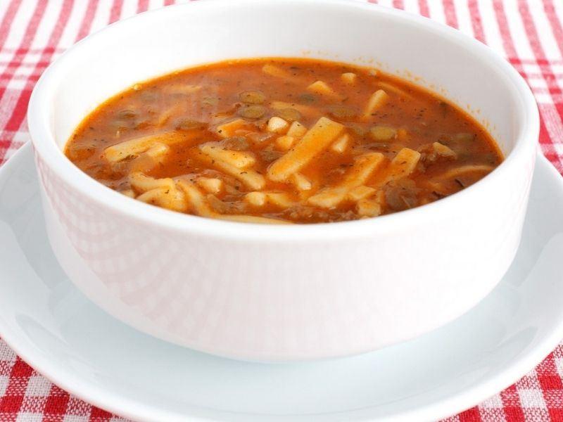Çeneçarpan Çorbası
