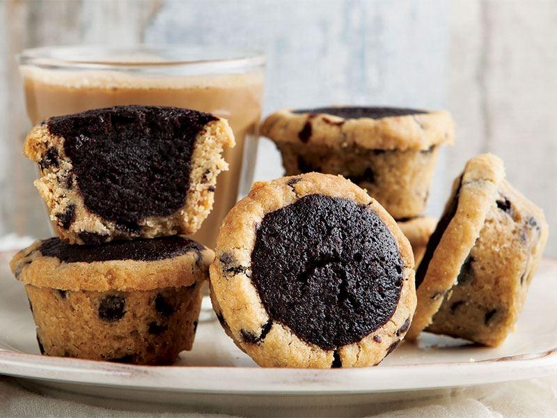 Çikolatalı brownie tart