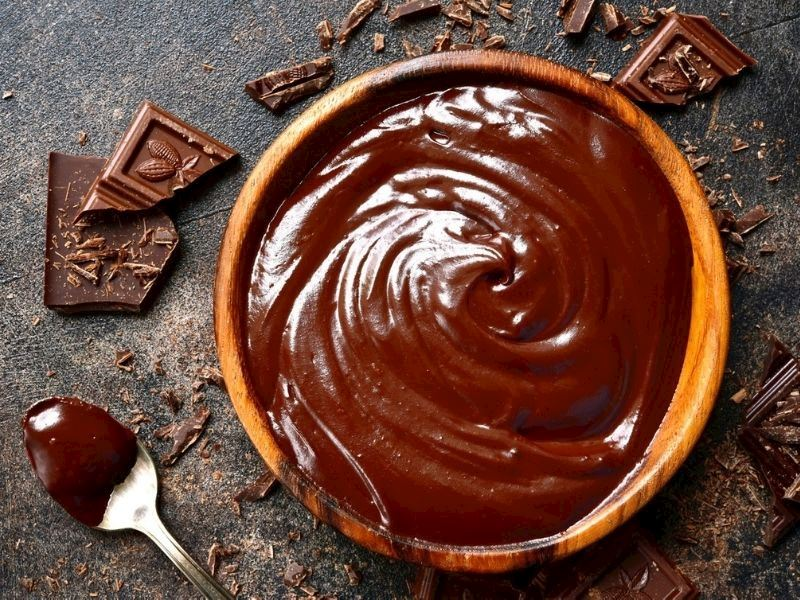 Çikolatalı Ganaj