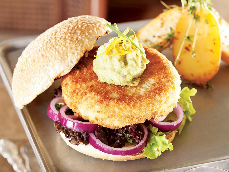 Denizci Hamburgeri
