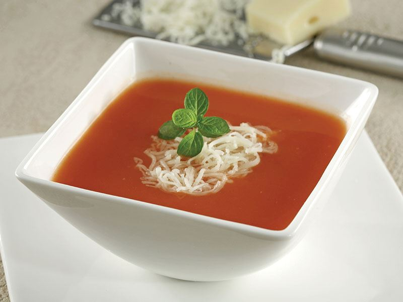 Domates Çorbası Tarifi - Lezzet