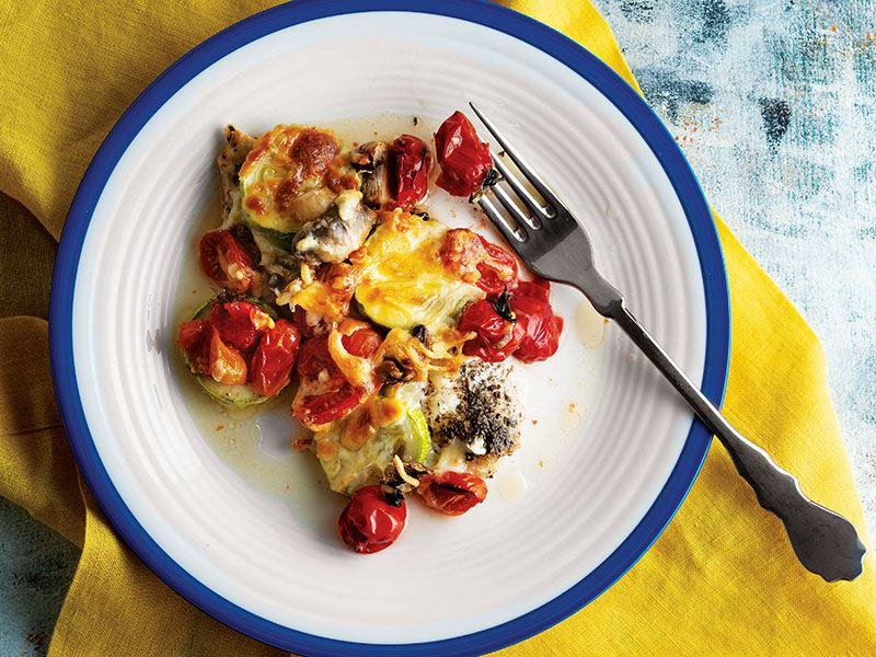 Domatesli İtalyan tavuğu