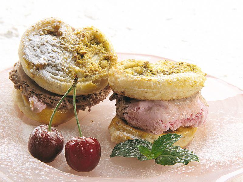 Dondurmalı Milföy Sandviç