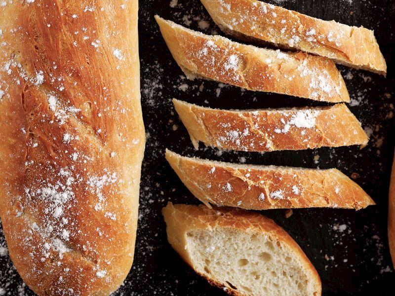 Ekşi mayalı temel ekmek