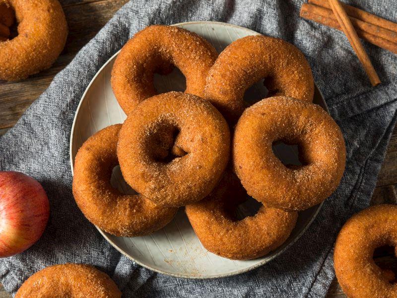 Elmalı Cider Donut