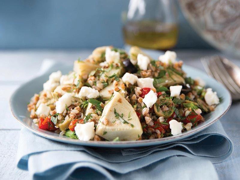 Enginar Salatası Tarifi Videosu
