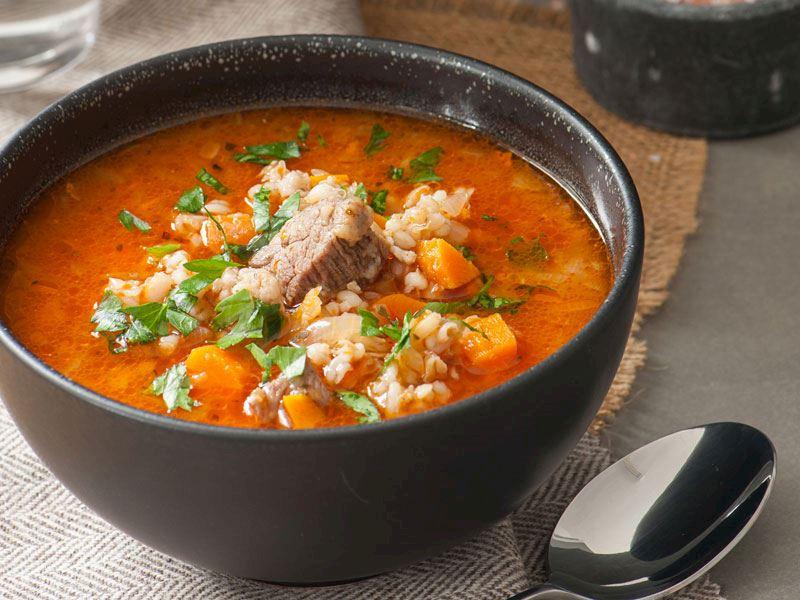 Etli Buğday Çorbası