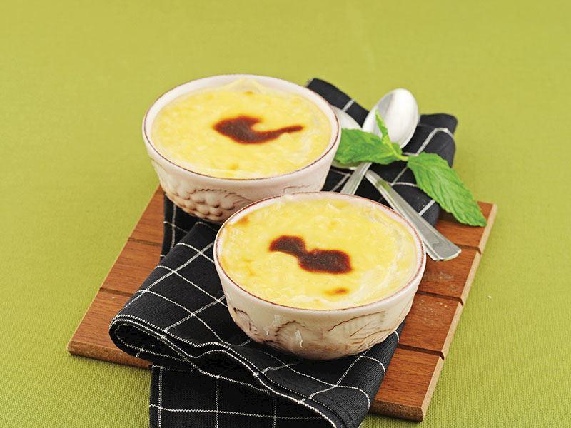 Kepekli Pirinçli Fırın Sütlaç
