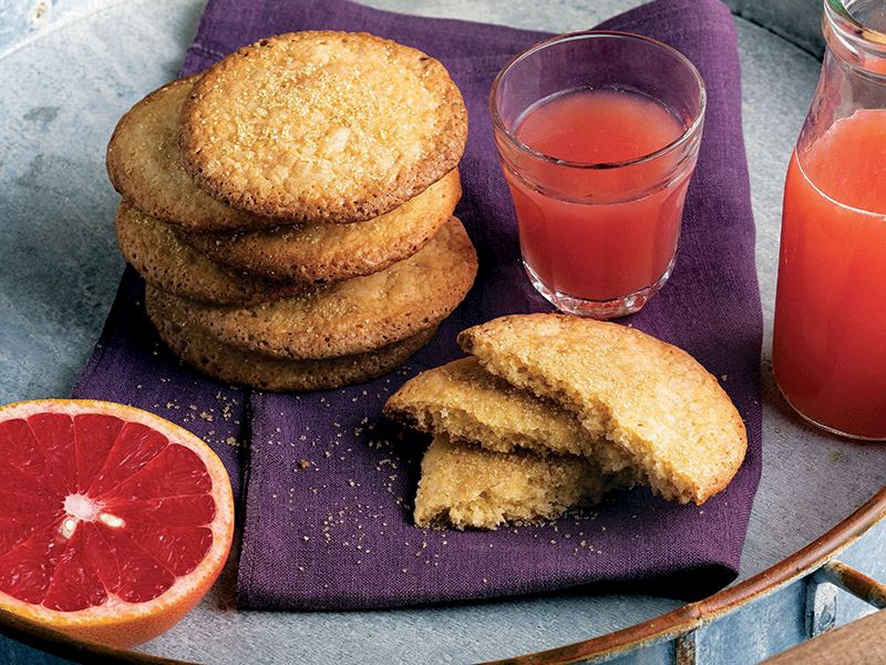 Greyfurtlu mayhoş kurabiye