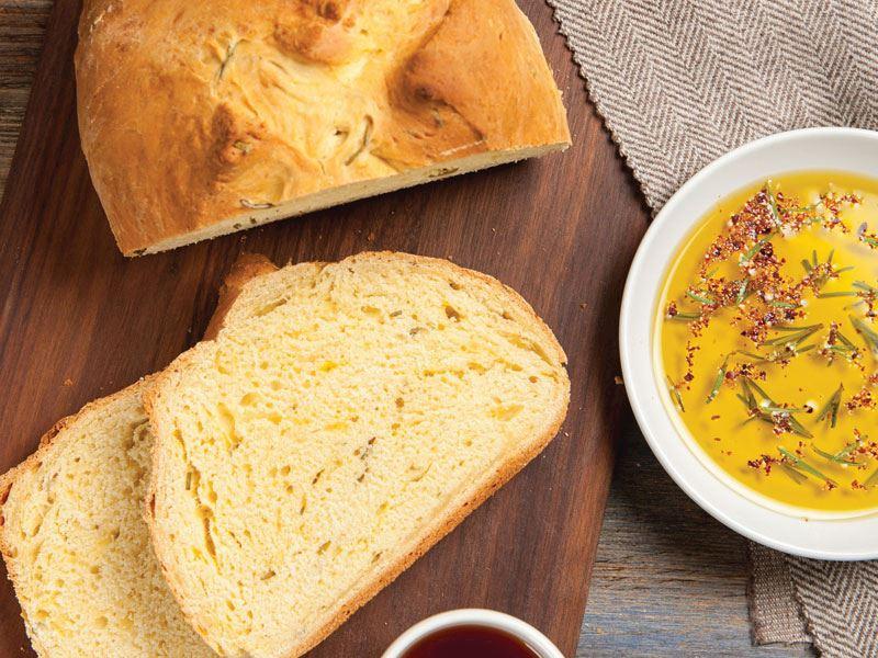 Hardallı ekmek
