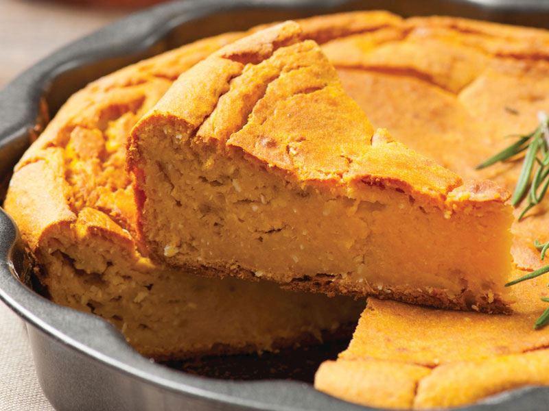 Hindistan cevizli ekmek