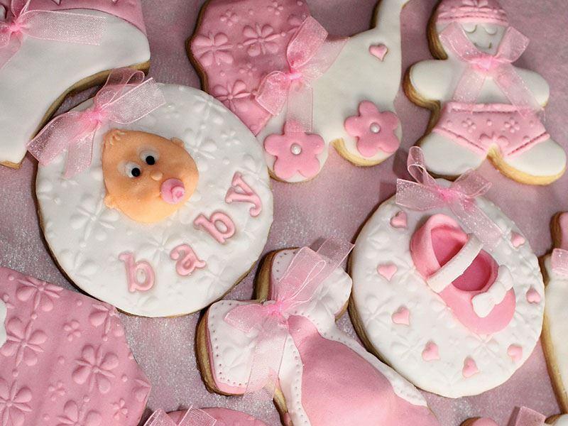 Hoşgeldin bebek kurabiyesi