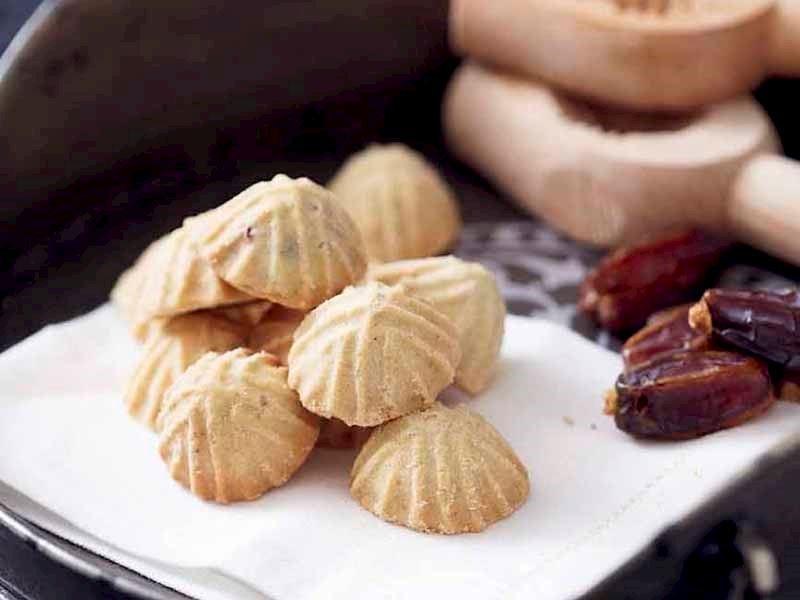 Hurmalı Antakya kömbe kurabiye
