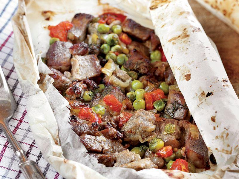 Kağıt Kebabı