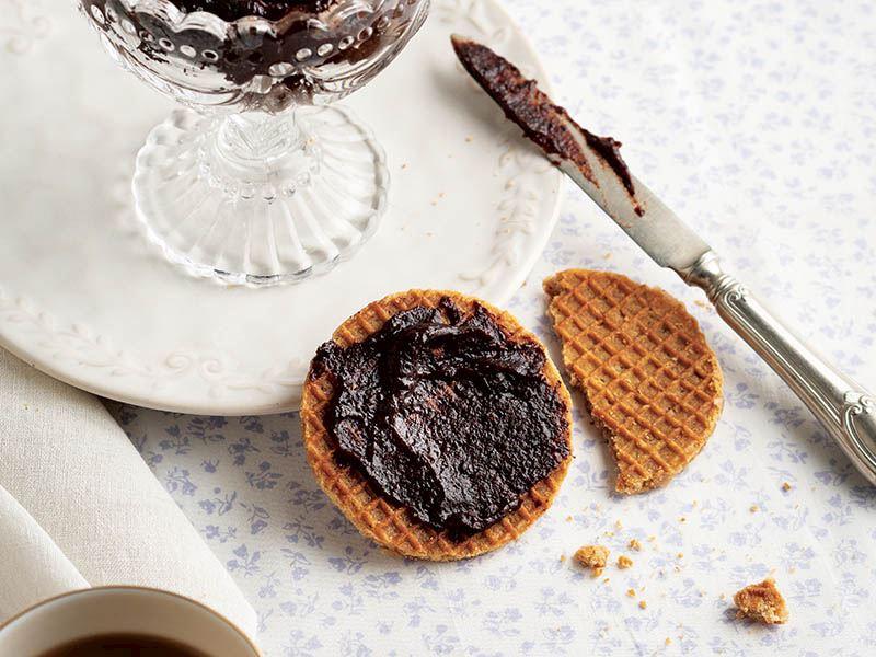 Kahvaltılık sürülebilir çikolata