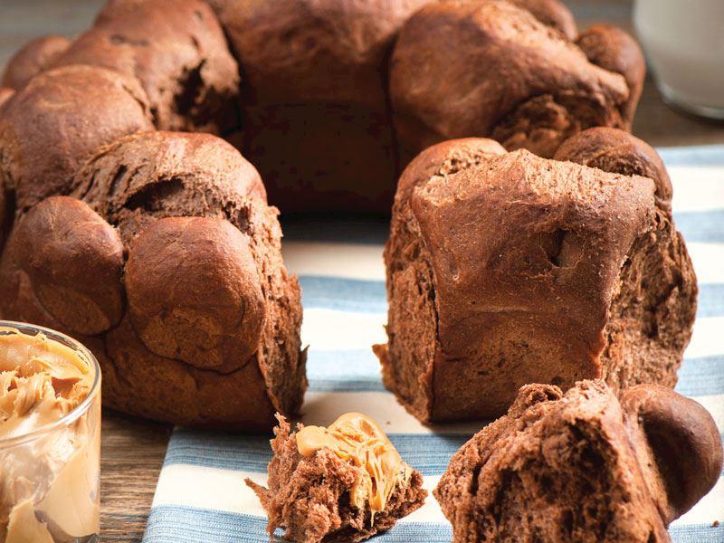 Kakaolu Tatlı Ekmek