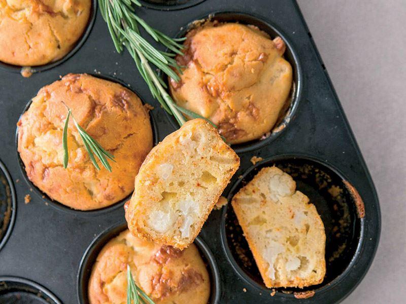 Karnabaharlı muffin