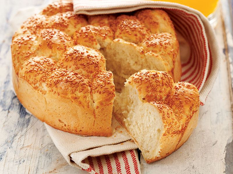 Kefirli Küme Ekmek