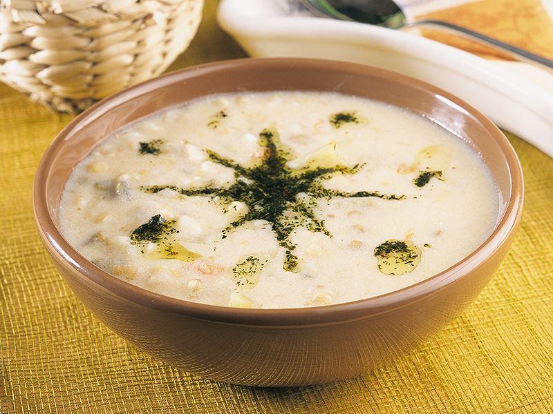 Kırşehir Usulü Yoğurt Çorbası