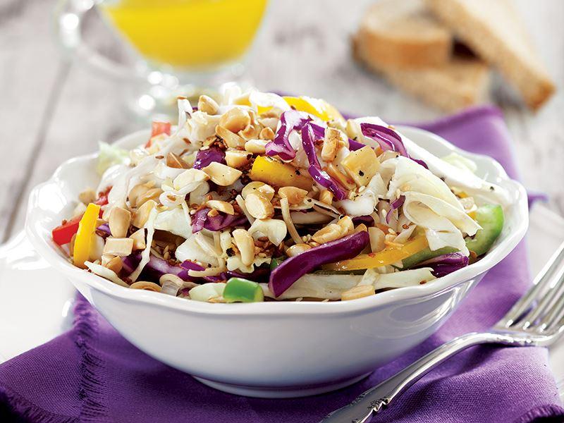 Kıtır Lahana Salatası