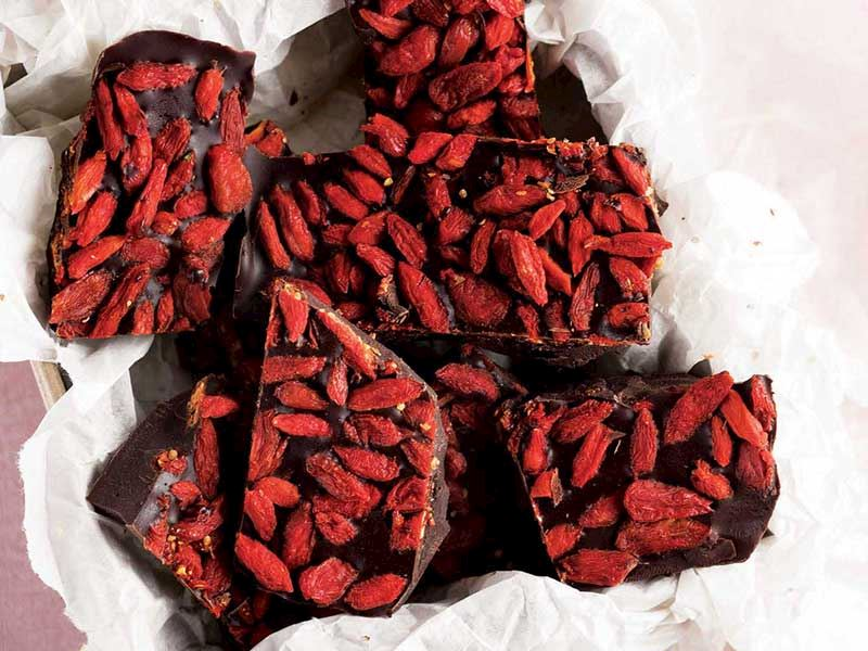 Kurt Üzümlü Çikolata