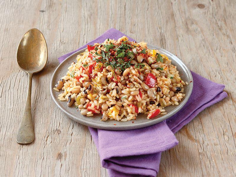 Kuru Börülceli Kepekli Pirinç Pilavı