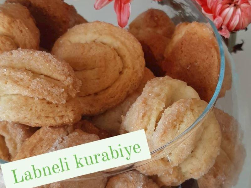 Labneli kurabiye