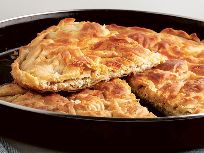 Laknur (Arnavut böreği)