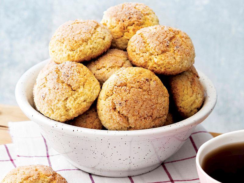 Limon kokulu anne kurabiyesi