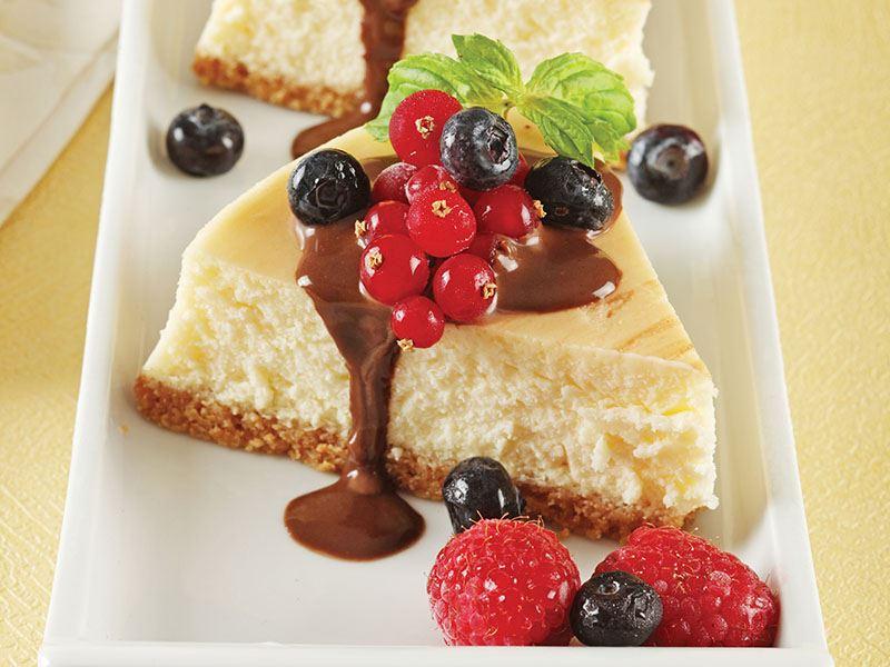 Lor Peynirli Cheesecake