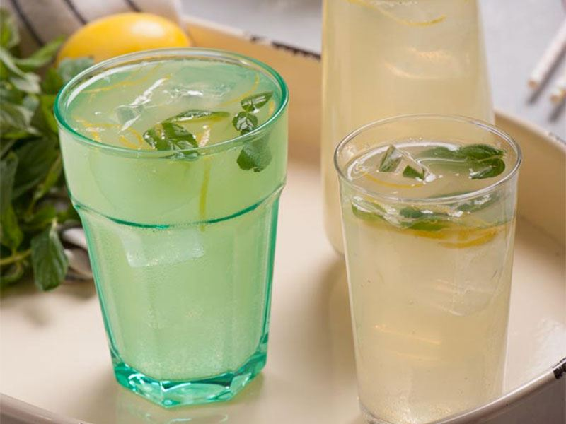 Maden sulu limonata