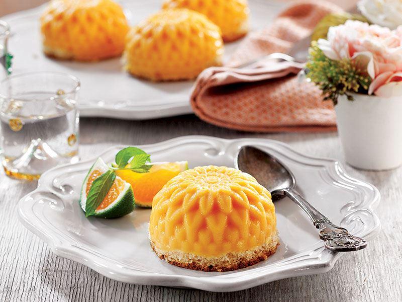 Mandalinalı Pastalar