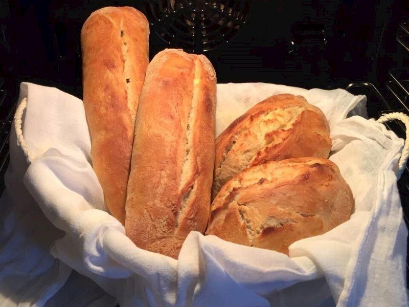Mayalı ekmek