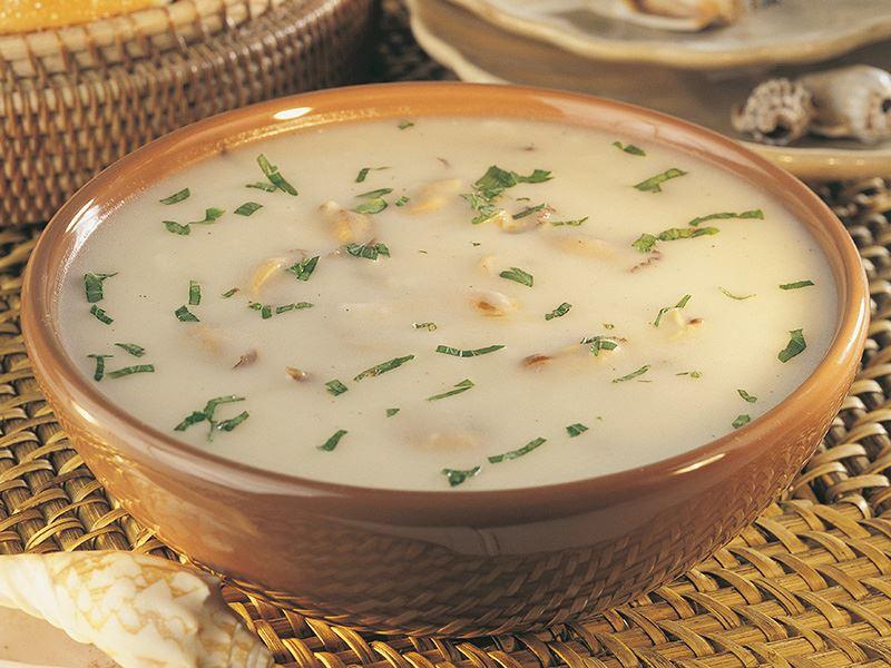 Midye Çorbası