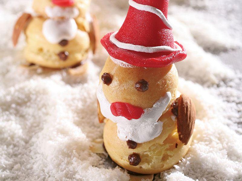 Minik Noel Baba Kurabiyeleri