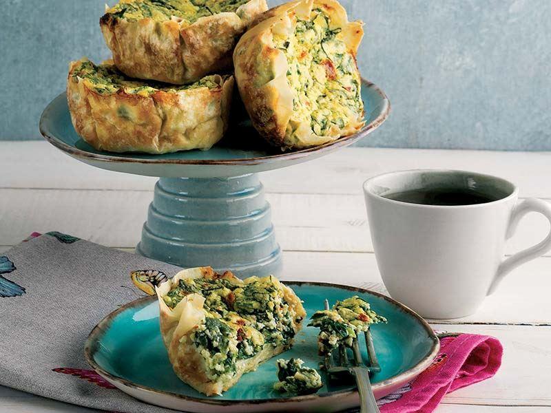 Muffin börek