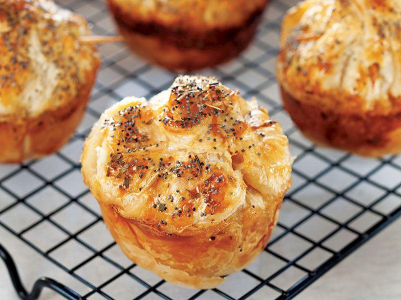 Muffin Böreği