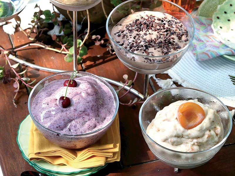 Nice cream (mum bazlı dondurma)
