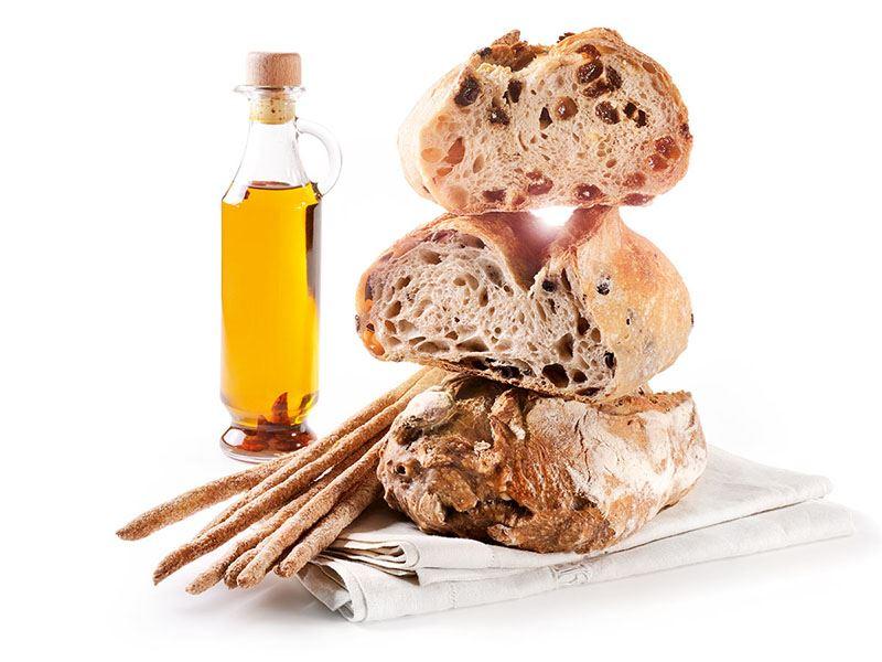 Özel kandida ekmeği