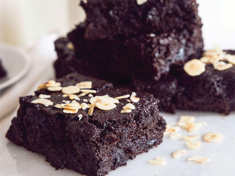 Pancarlı brownie