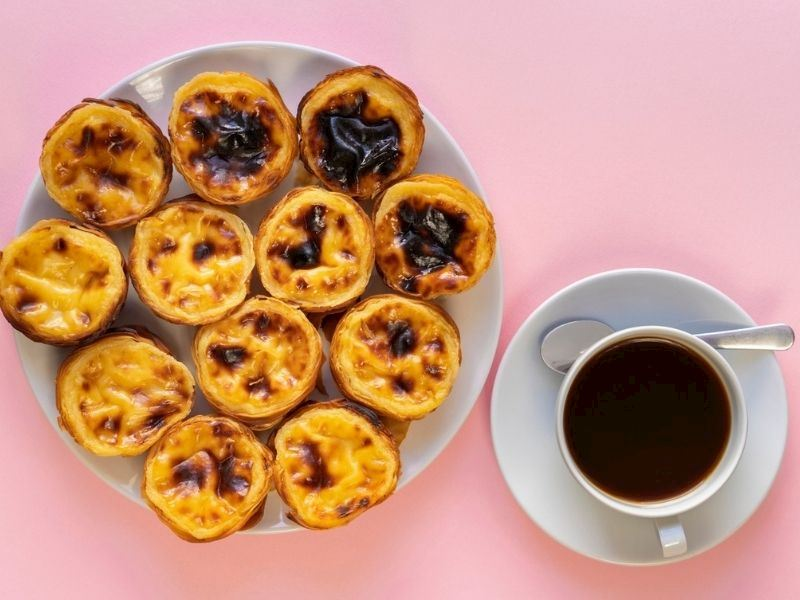 Pastel de Nata (Portekiz Tatlısı)