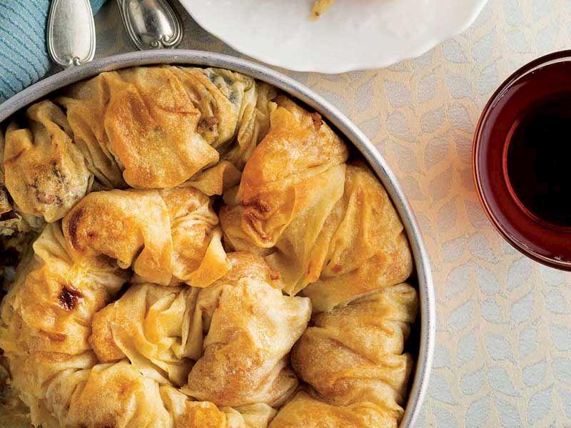 Patatesli malatya böreği