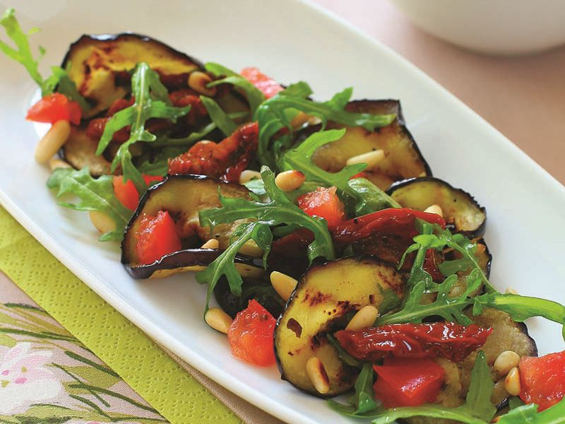 Patlıcanlı Domates