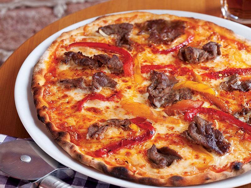 Pizza Mex Tarifi Nasıl Yapılır