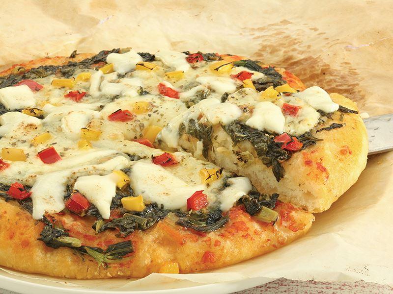 Radikalı Pizza Tarifi Nasıl Yapılır